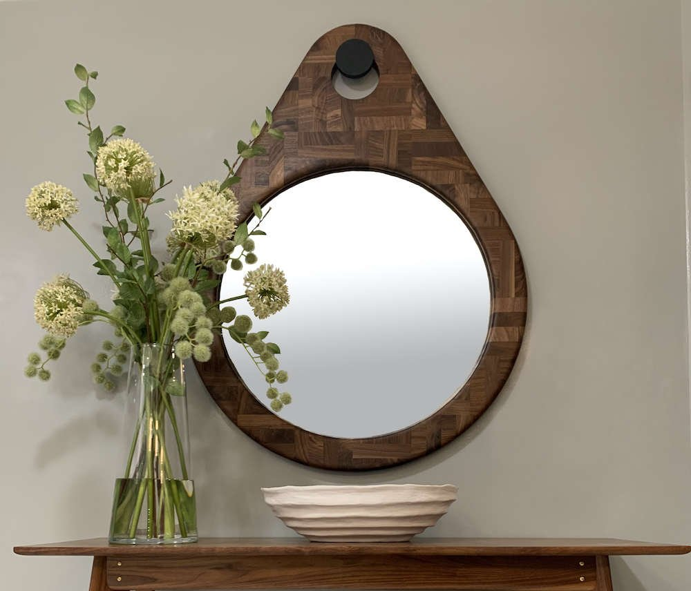 Loupe Mirror