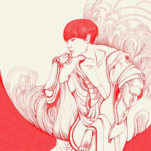 Artist Haesuk Jung