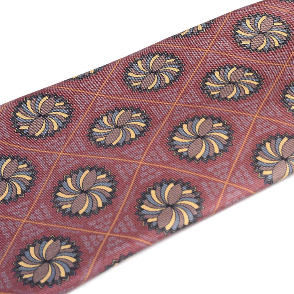 R. Culturi Infinito Mandala Necktie
