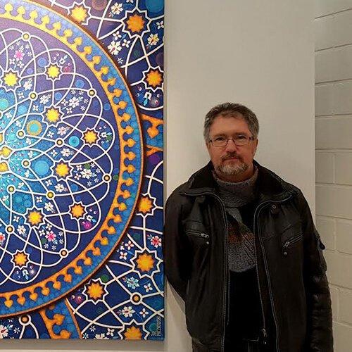 Artist Joe Paczkowski