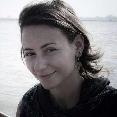 Artist Anna Simkin Photo