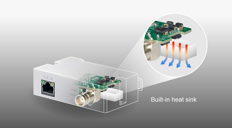 Linovision EOC Unique Features