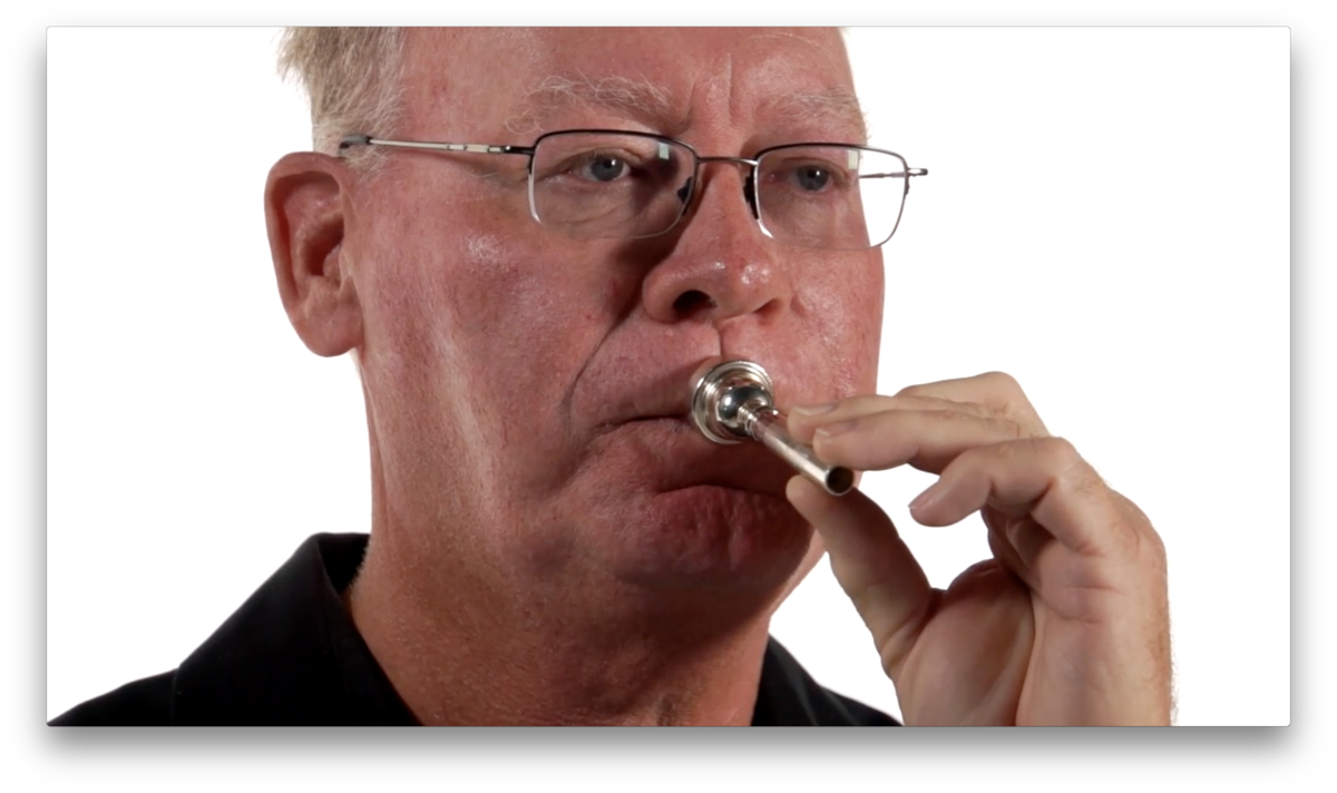Trumpet Mouthpiece Placement, MusicProfessor, How to Play the Trumpet - 2
