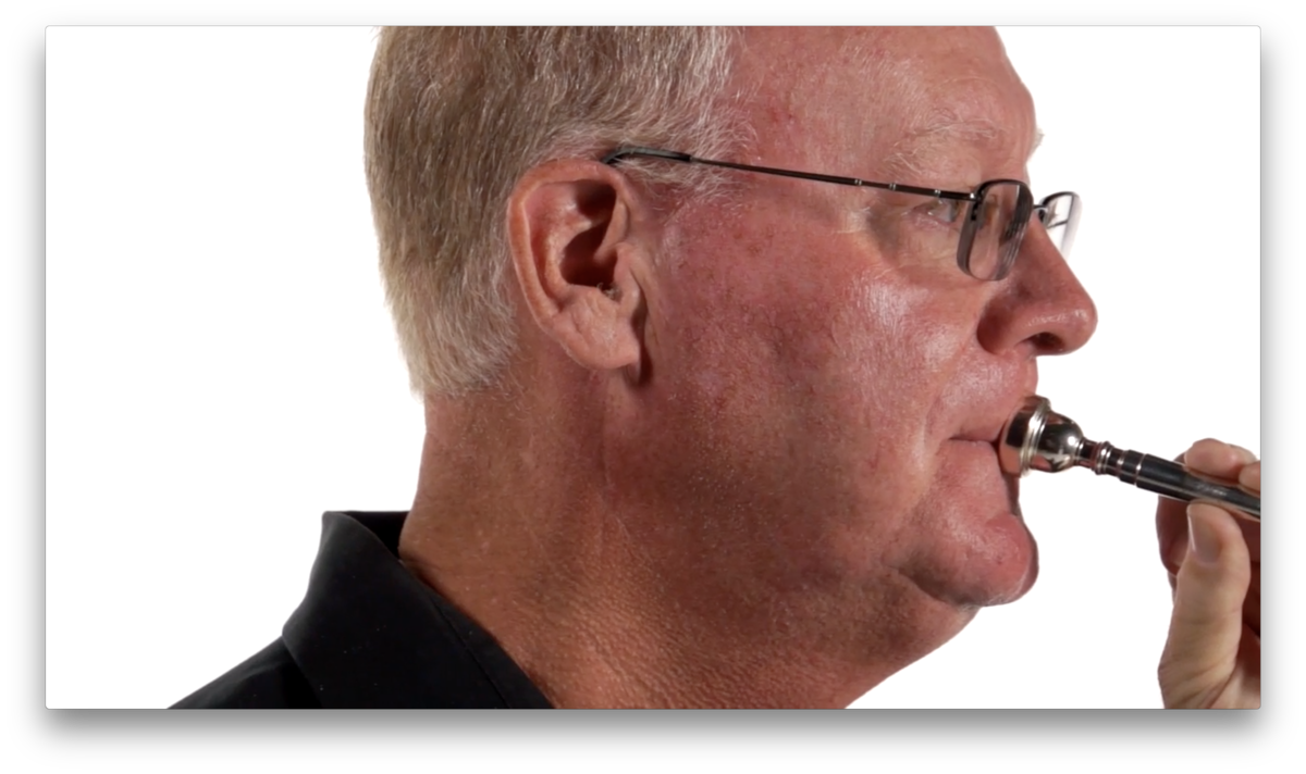 Trumpet Mouthpiece Placement, MusicProfessor, How to Play the Trumpet - 3
