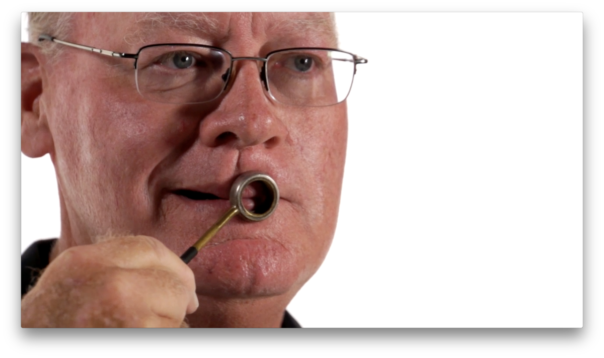 Trumpet Mouthpiece Placement, MusicProfessor, How to Play the Trumpet - 7