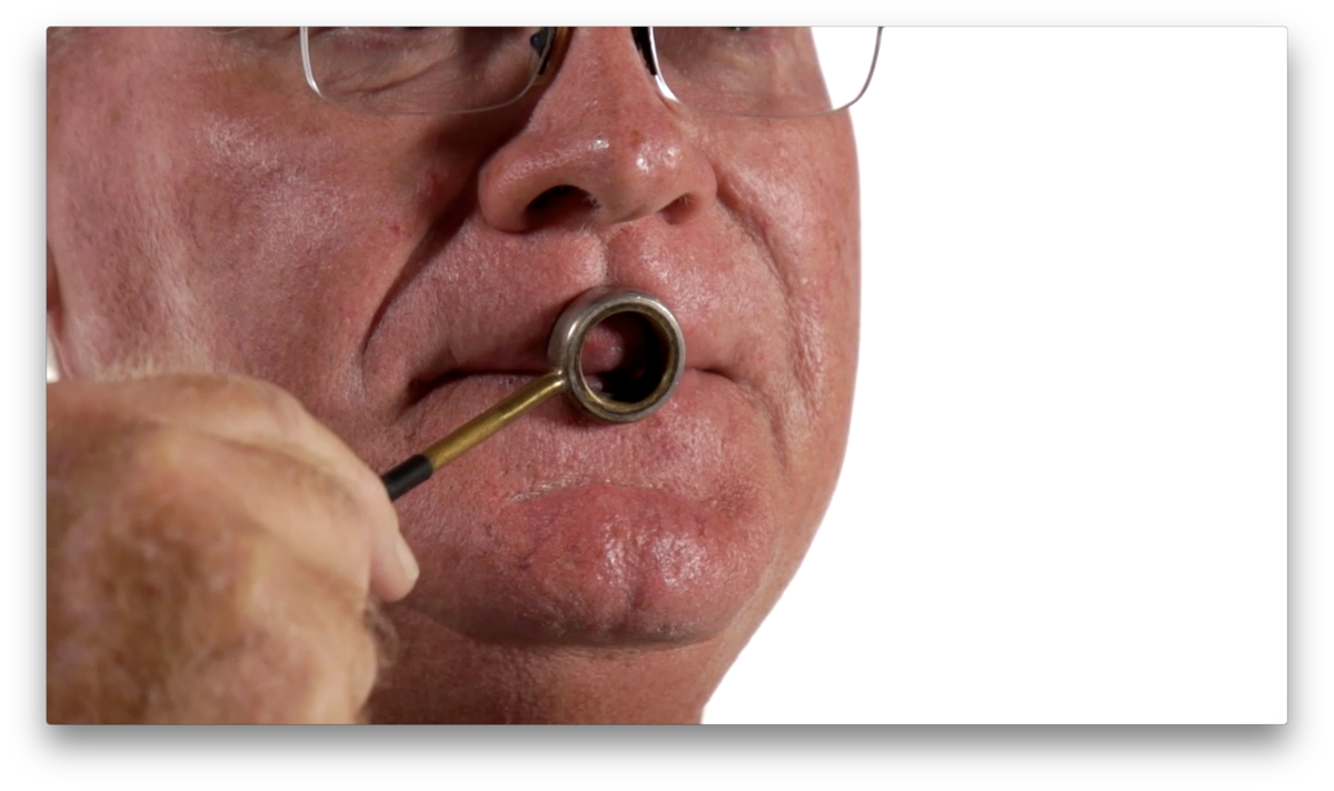 Trumpet Mouthpiece Placement, MusicProfessor, How to Play the Trumpet - 6