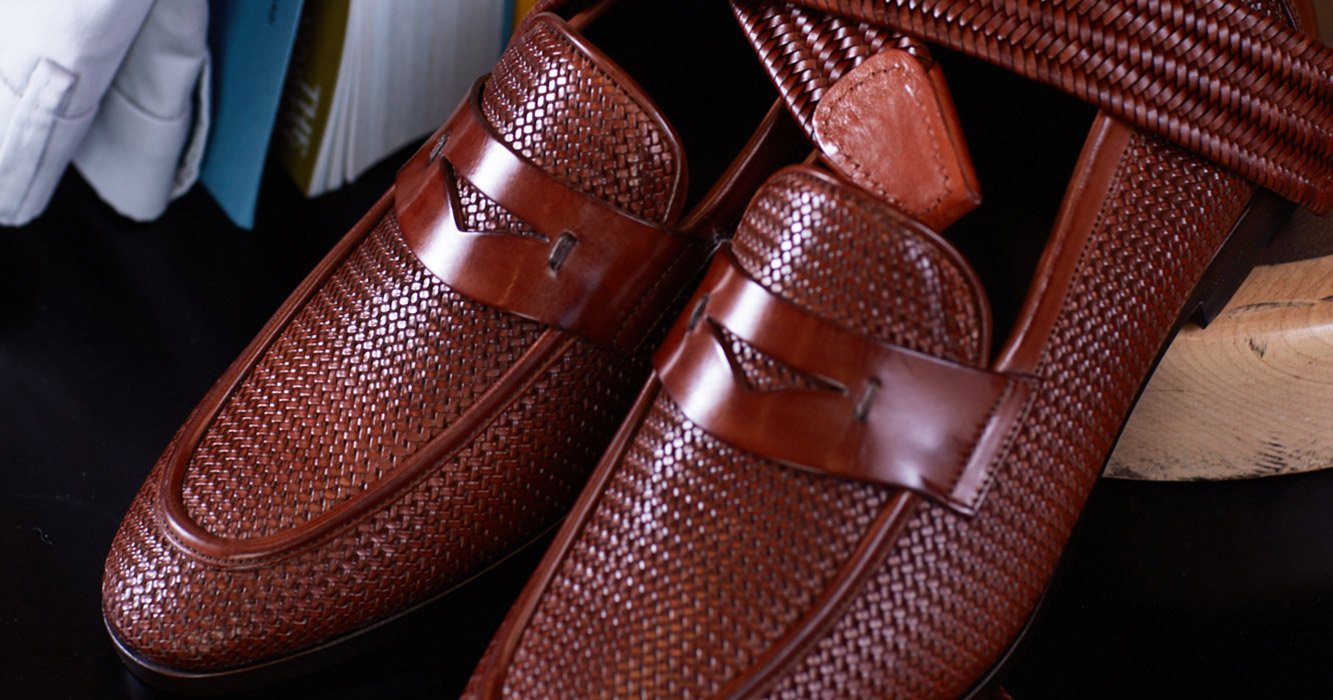 Canali Loafer Leather LALONDEs