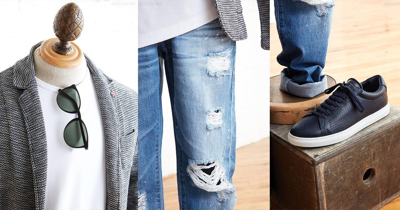 Phil Petter Dom Vetro AG Jeans ZESPA Aix En Provence LALONDE's