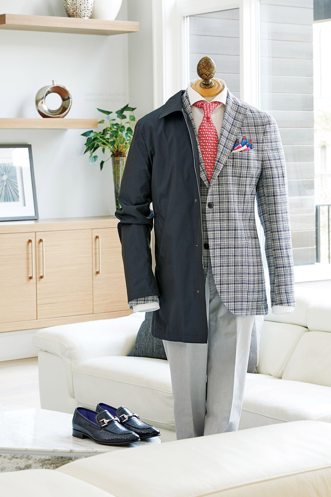 Boglioli Sealup Eton Spring Outfit - LALONDE's