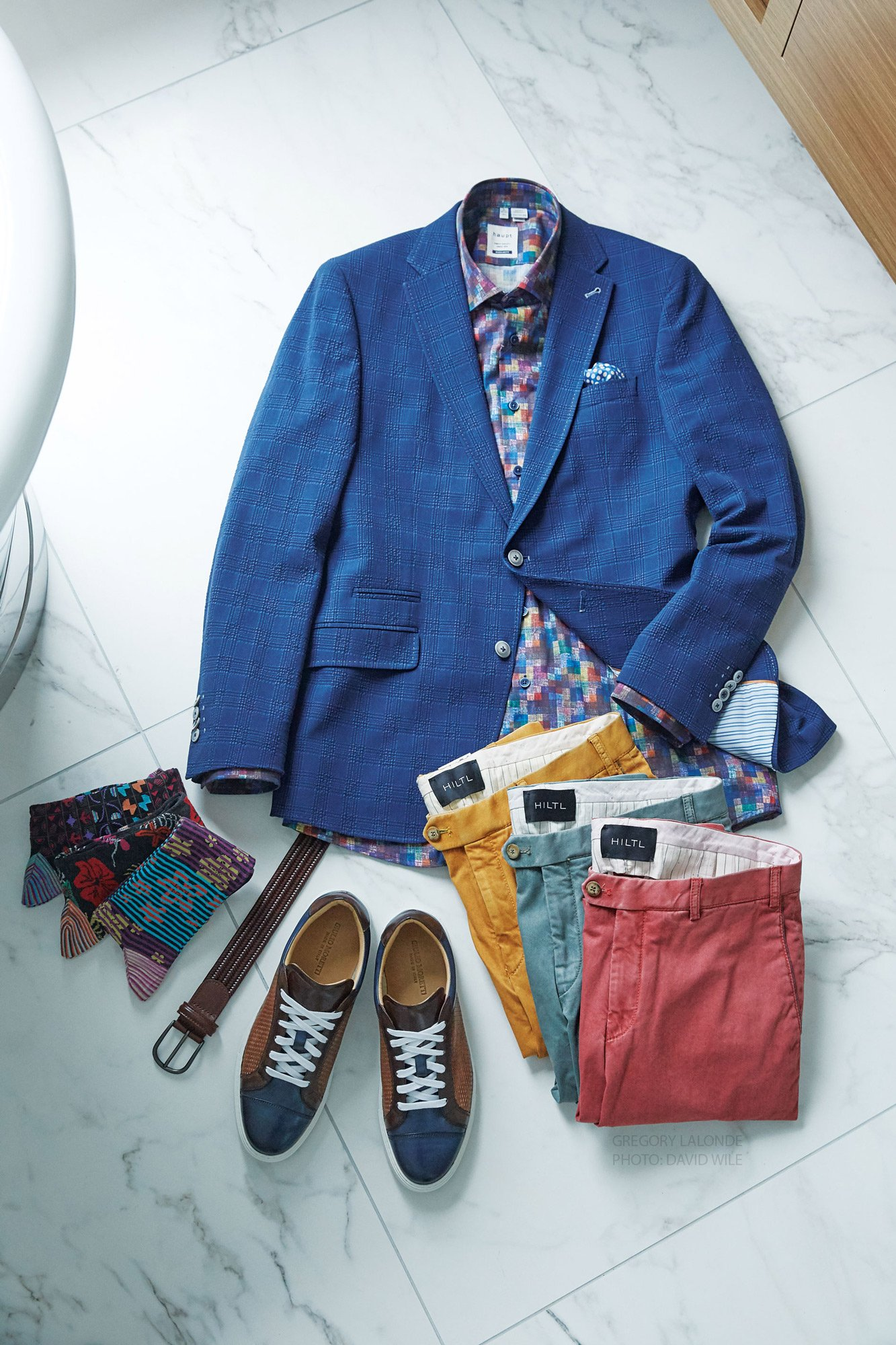 Giulio Moretti Multicolour Sneaker