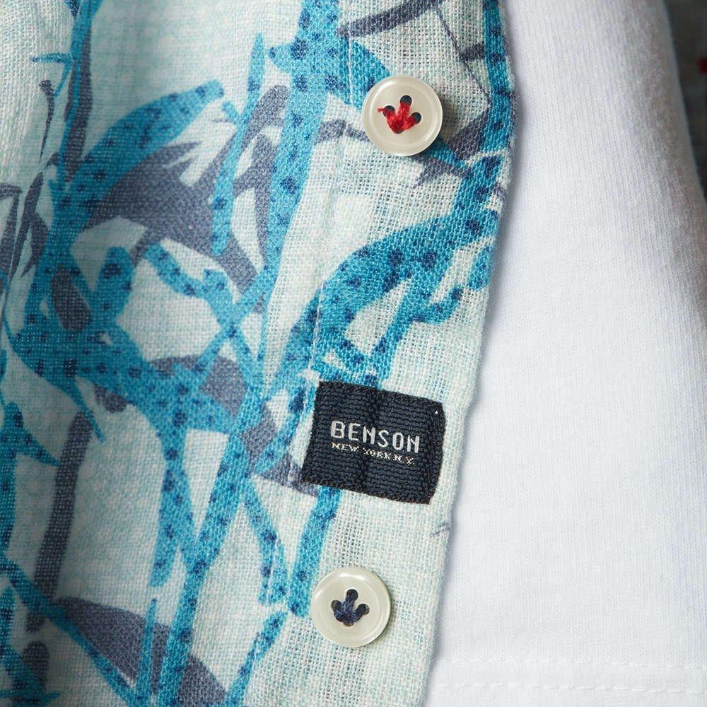 Benson Linen Shirt, Lalonde's Oakville