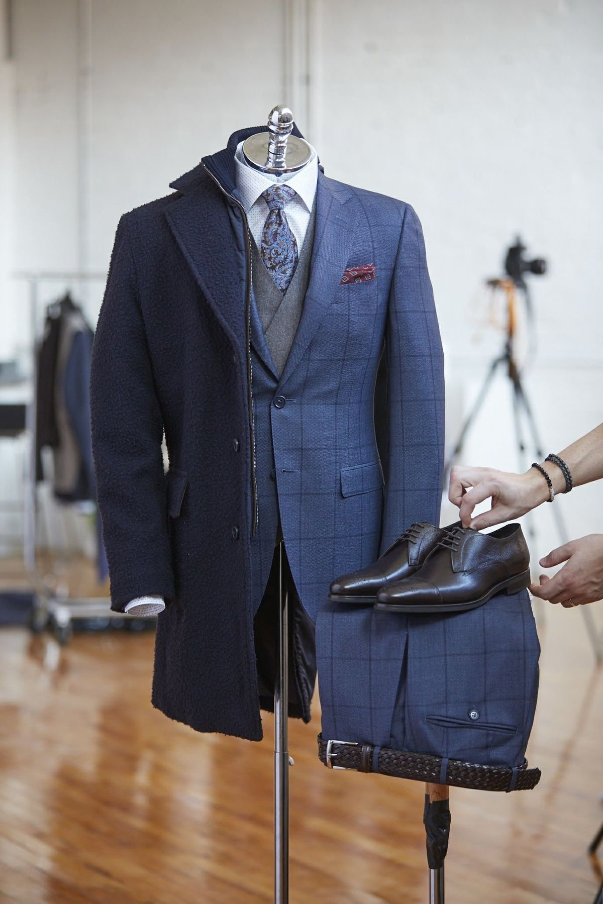 The Chief Executive Officer - Lalonde's Boutique