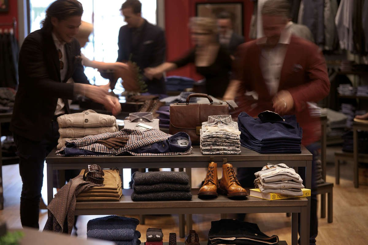Our Store - Blazer For Men - Lalonde's Boutique