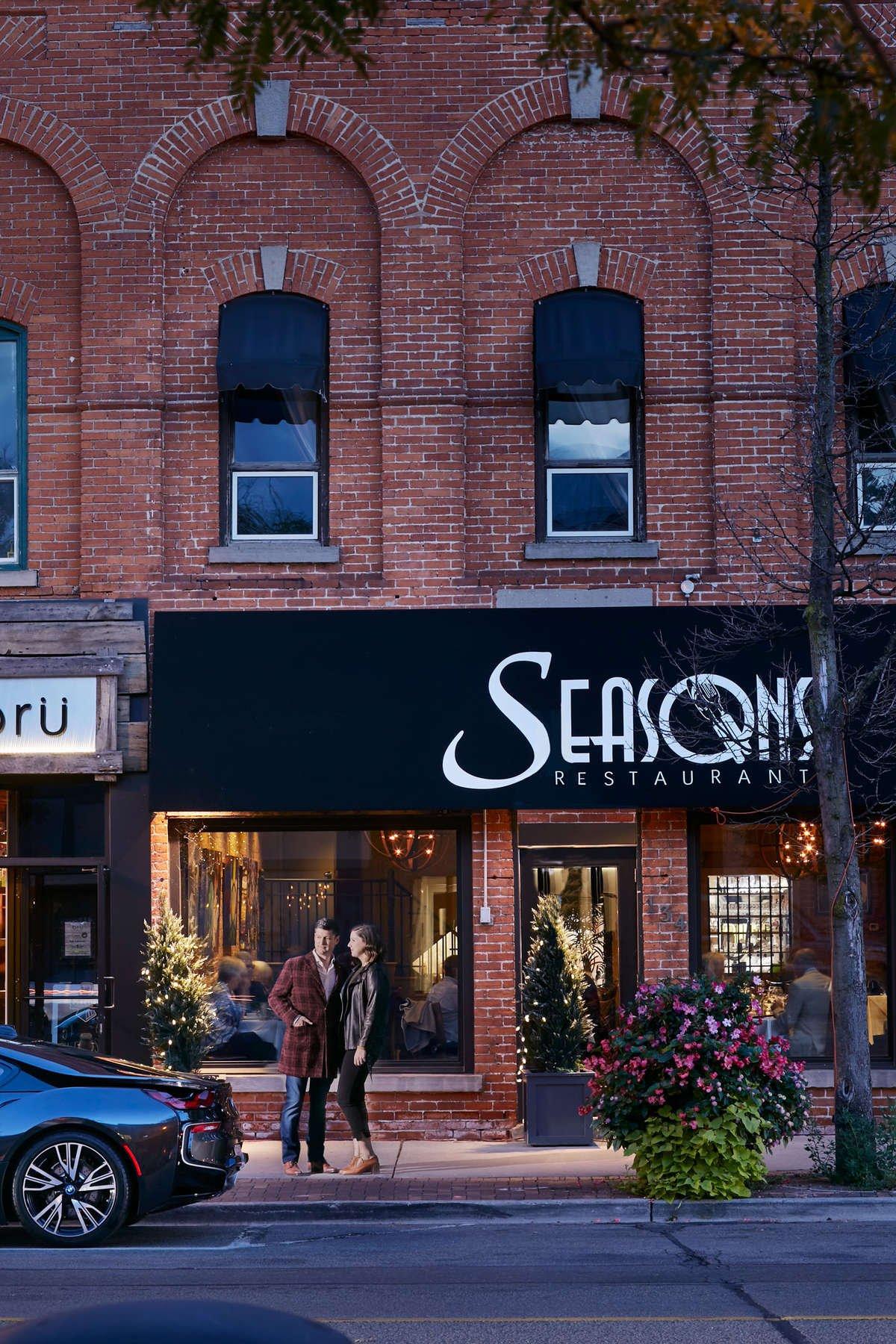 Season's Restaurant - Lalonde's Boutique