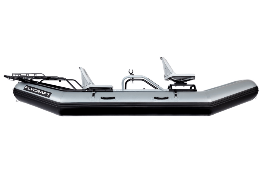 drift boat inflatable fishing boat stealth boat flycraft usa