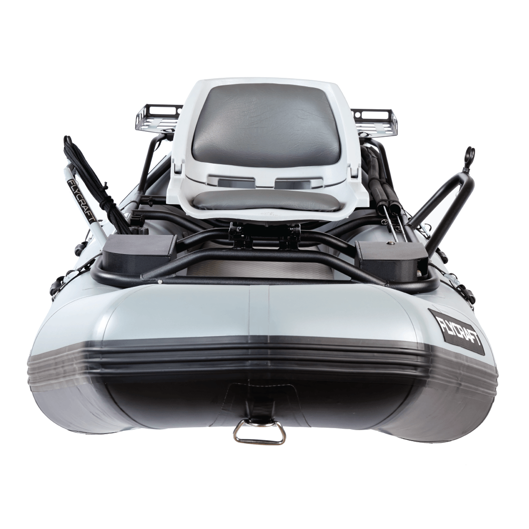 flycraft stealth inflatable fishing boat