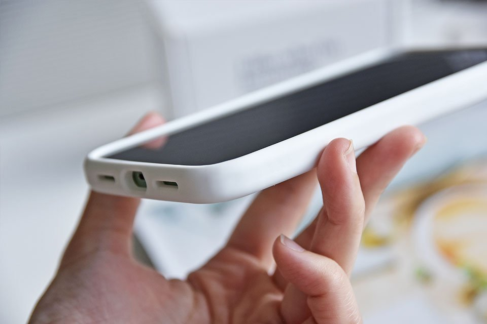 clear iphone case