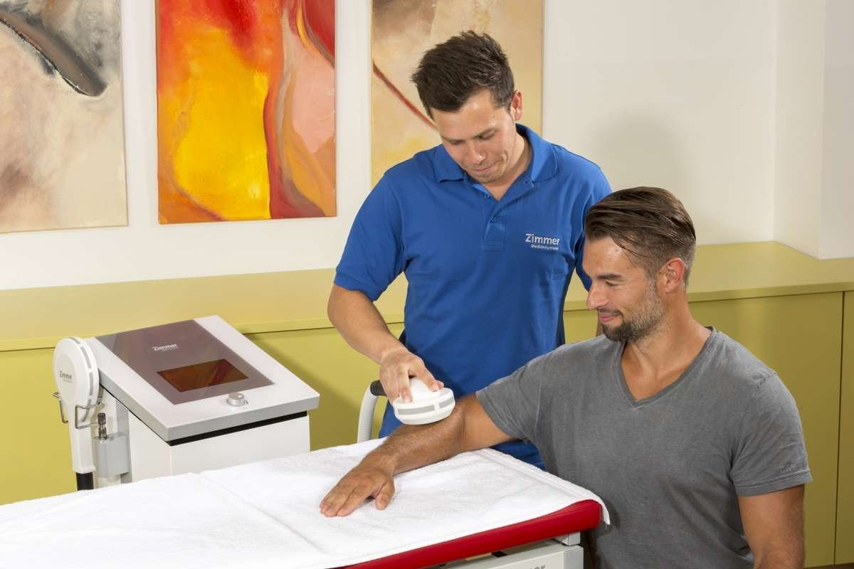 PEMF Clinic Treatment