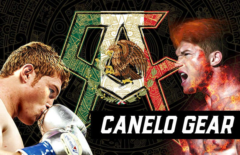canelo boxing shirts