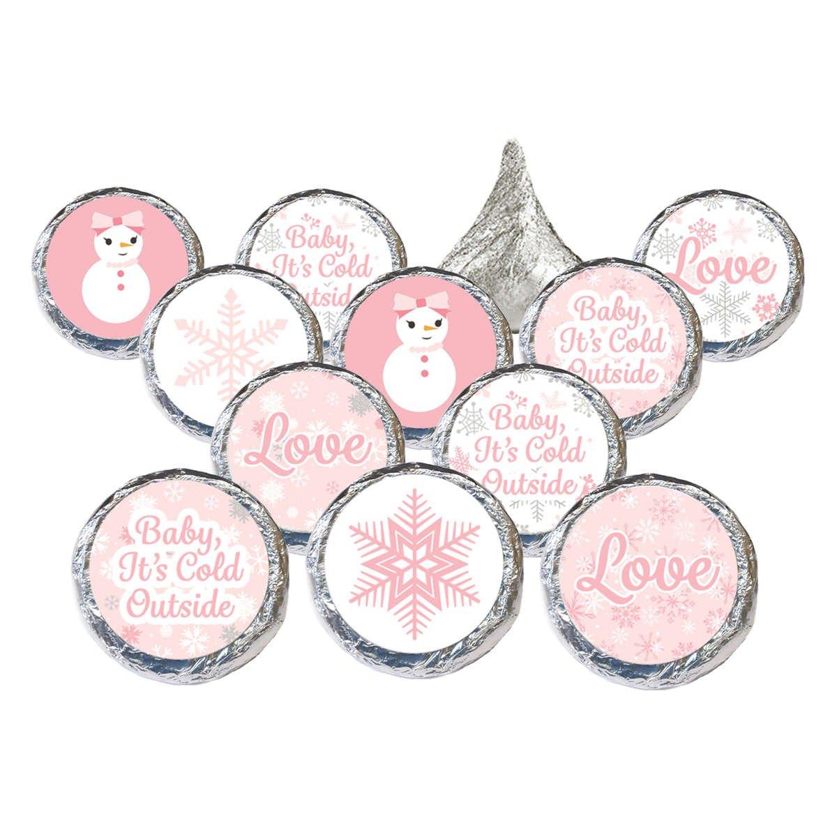 Pink Winter Wonderland