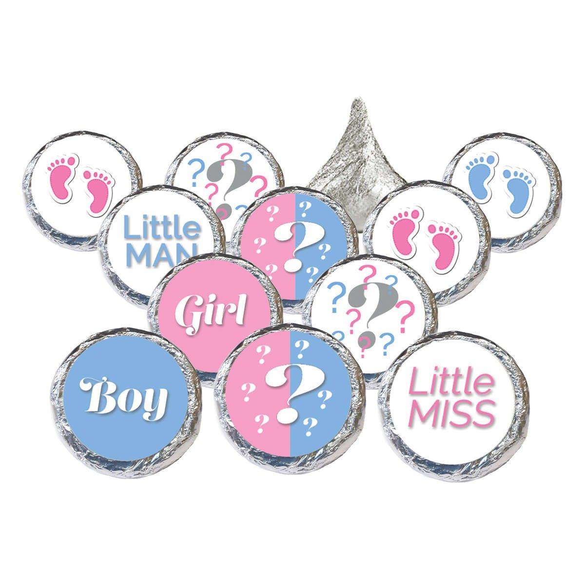 Boy or Girl Baby Gender Reveal
