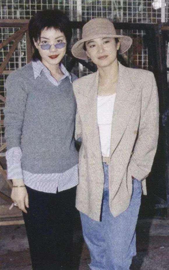 Faye Wong & Bridgette Lin