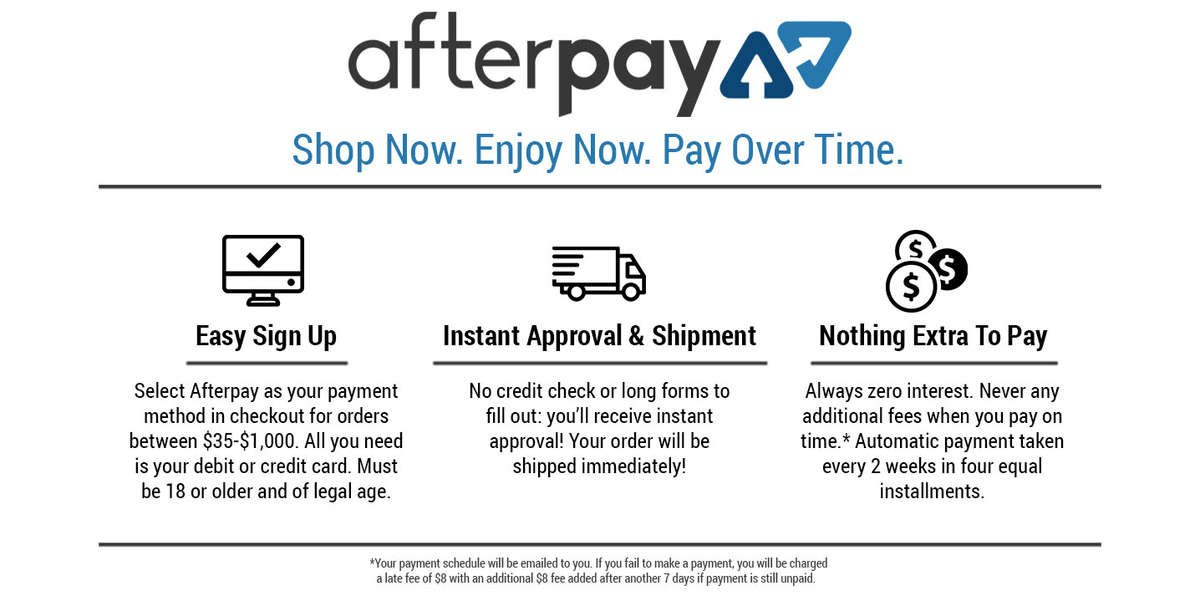AfterPay - PX Clothing