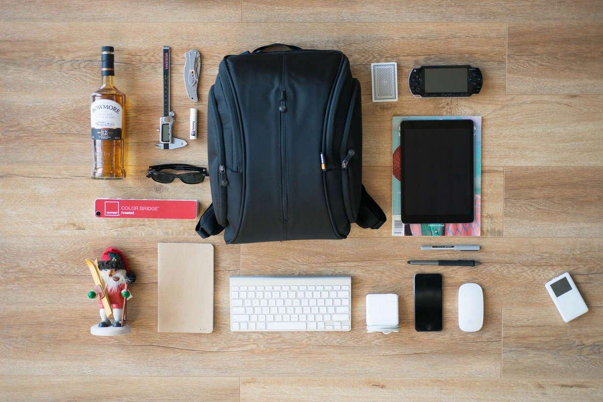 Boa Squeeze Rucksack mit Laptopfach