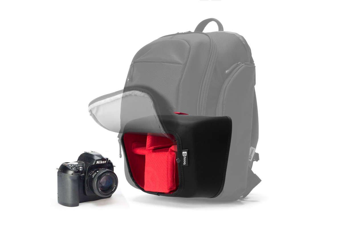 Kamerarucksack Shock Pro von booq