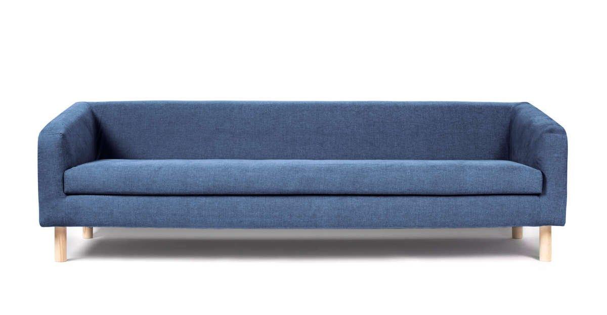 Disegno Doppio - Pisolo - Blu