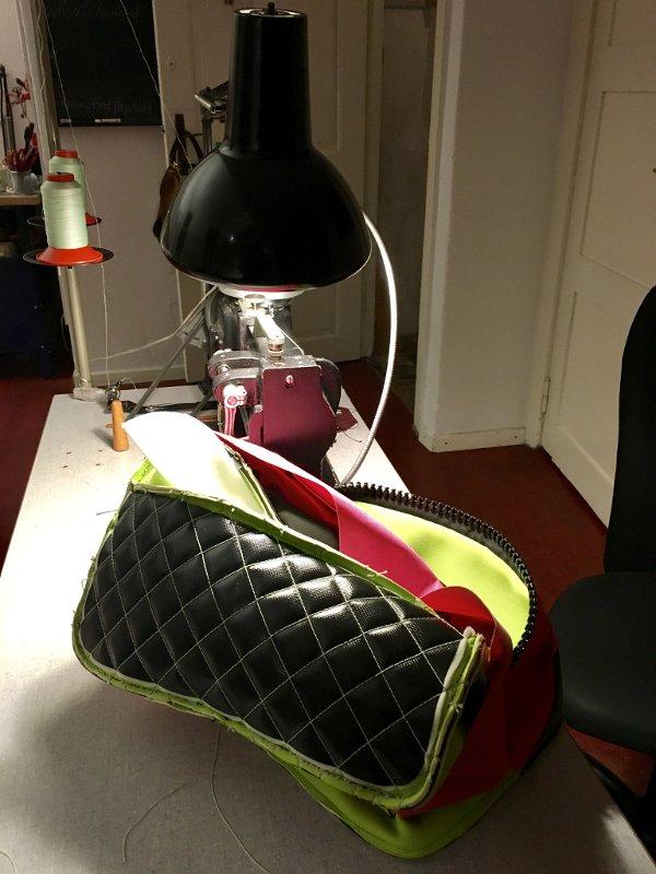 In Deutschland von Hand gefertigt - Rosenstaub Taschen