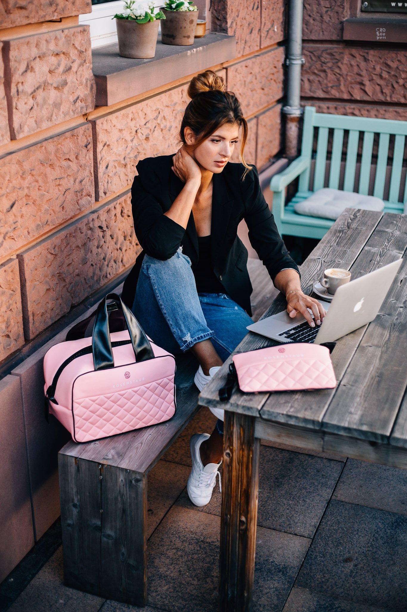 Deine Tasche für den Job, die Uni oder zum Shoppen - Rosenstaub