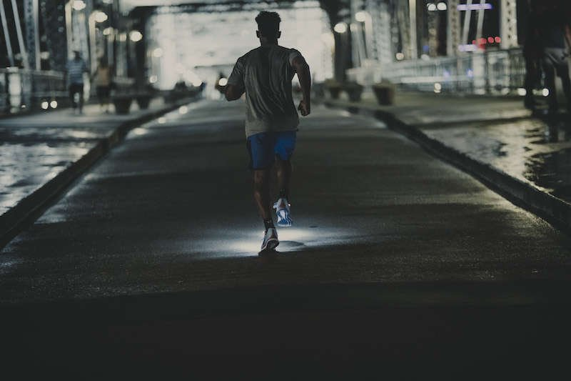 Shoe Lights for Runners - Night Runner 270 - Night Tech Gear