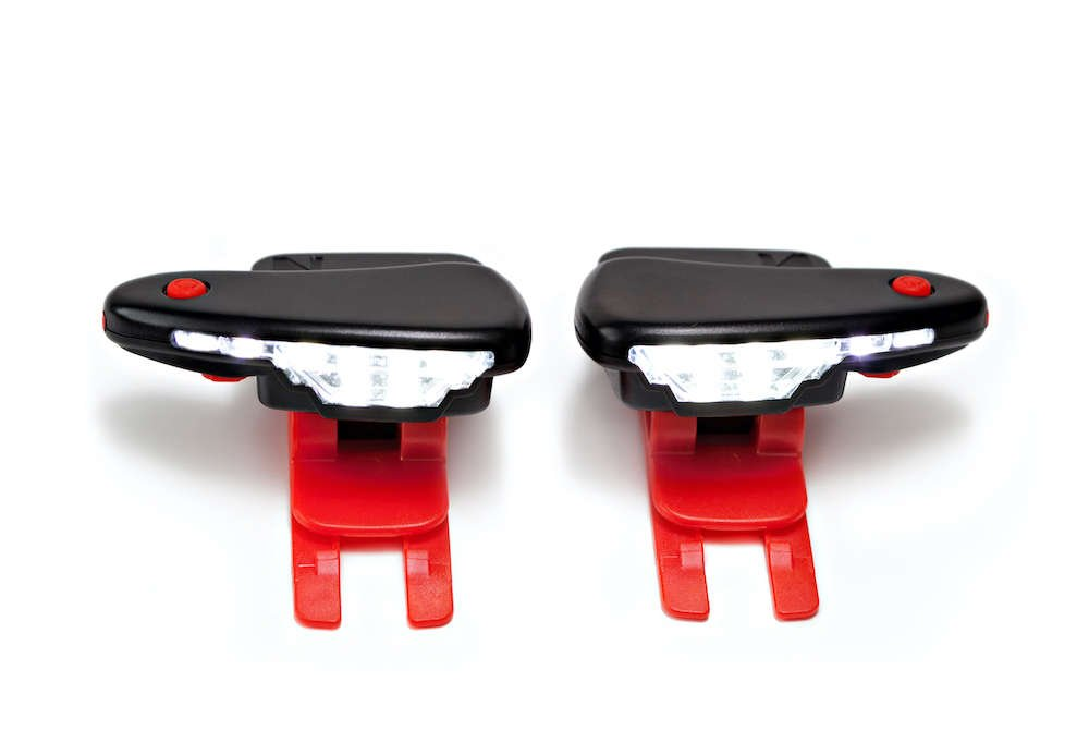 Product image of the Night Runners, shoe lights for runners