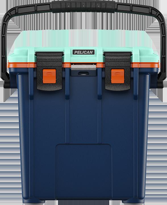 Pacific Blue/Orange/Seafoam Pelican™ Elite Cooler