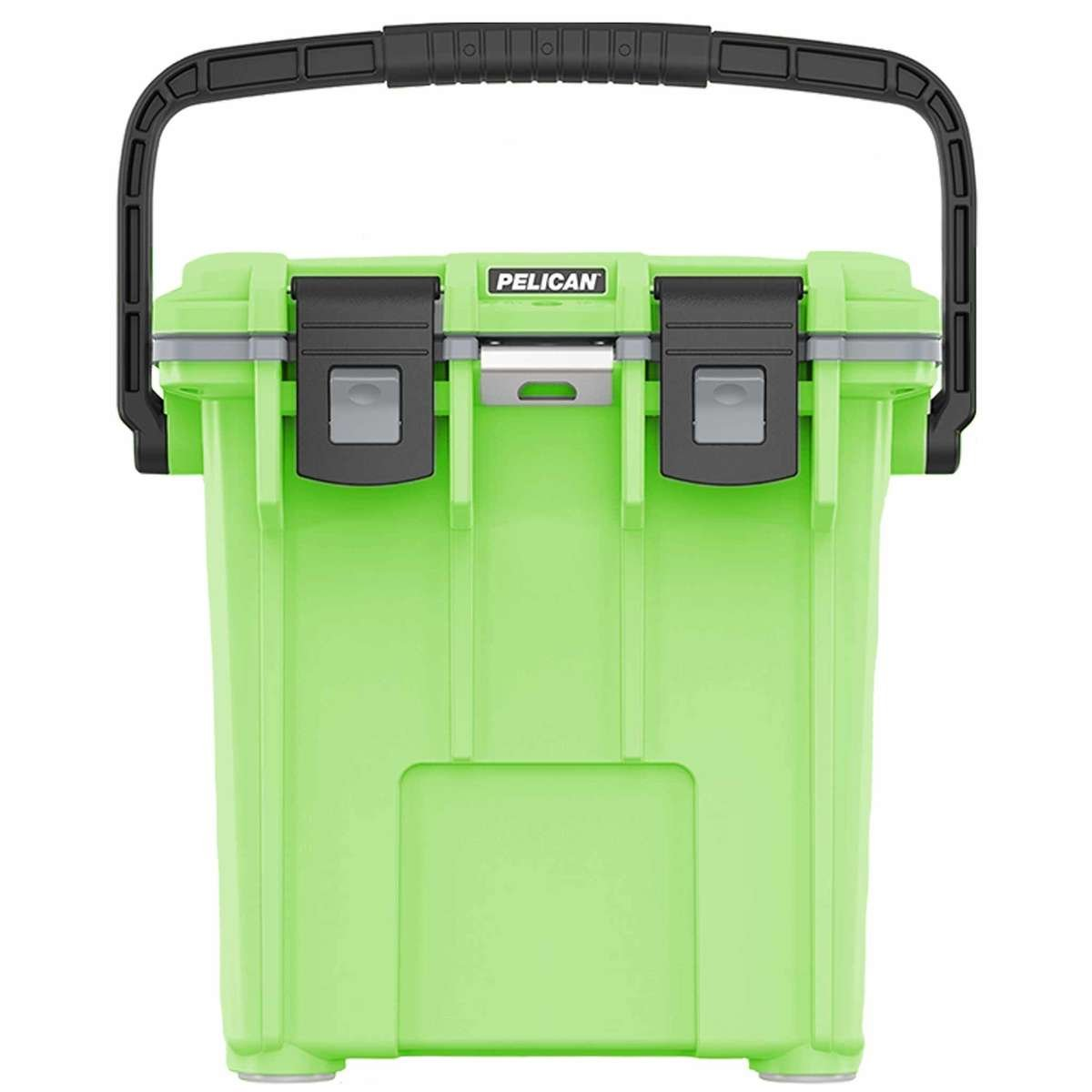 20QT Pelican Elite Cooler Lime Green/Orange
