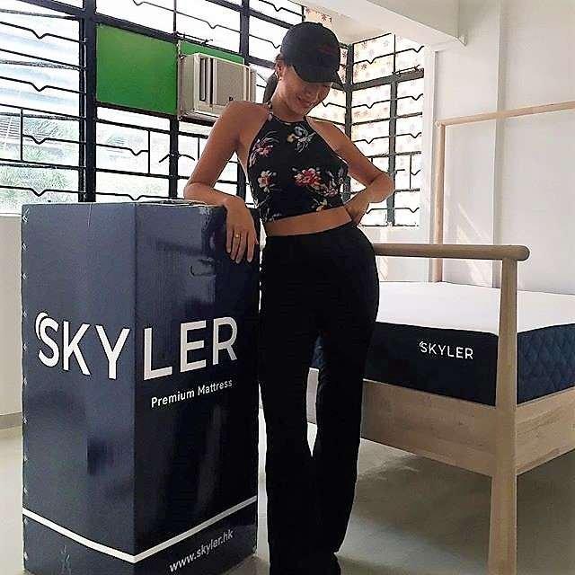 Skyler 床褥 - Rachel M