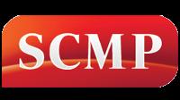 SCMP logo