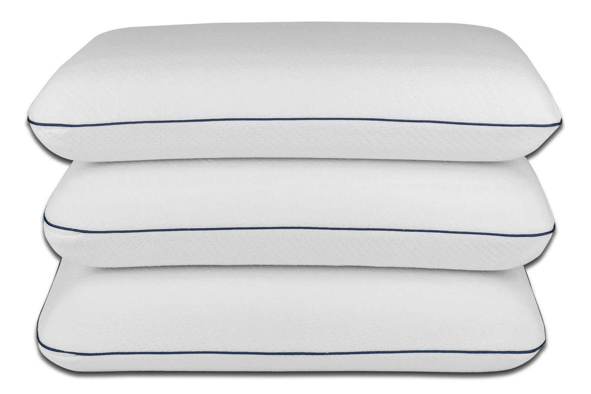 Skyler Pillows stacked