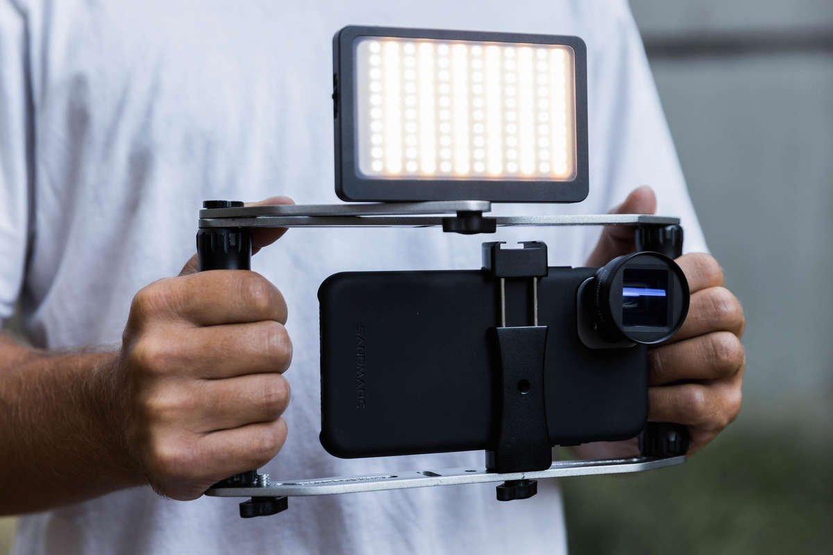 sandmarc film rig for iphone