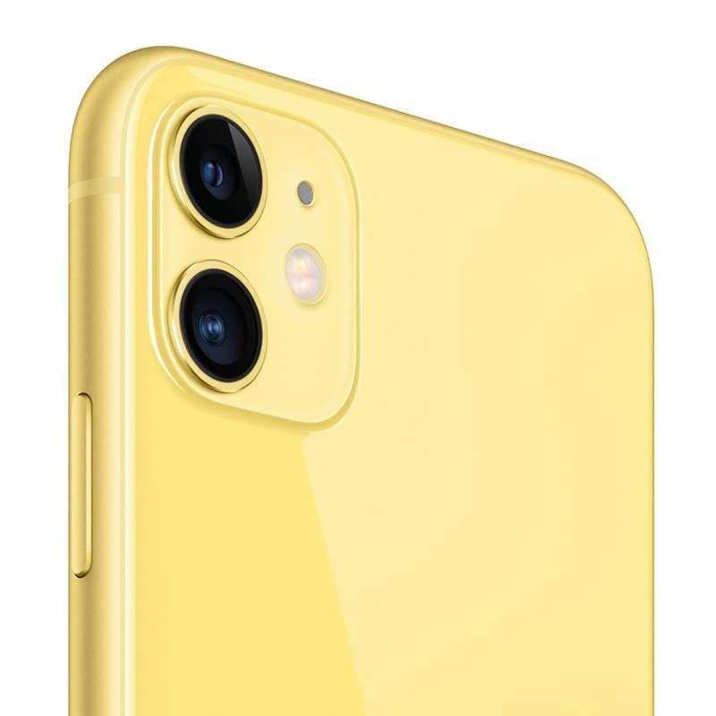 iPhone 11 dual camera lens