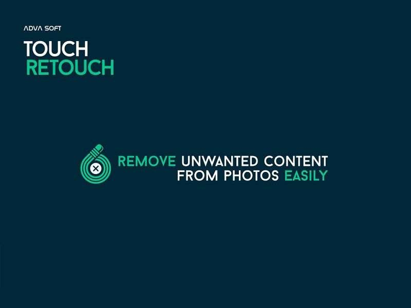 touchretouch photo editing app for iPhone