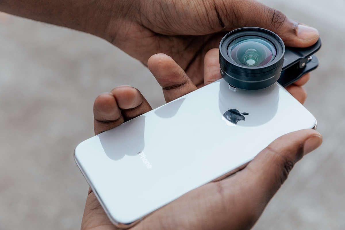 wide angle lens attachment for iphone