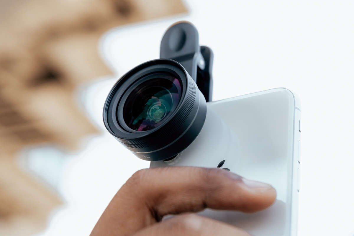 SANDMARC iPhone Lens Attachment