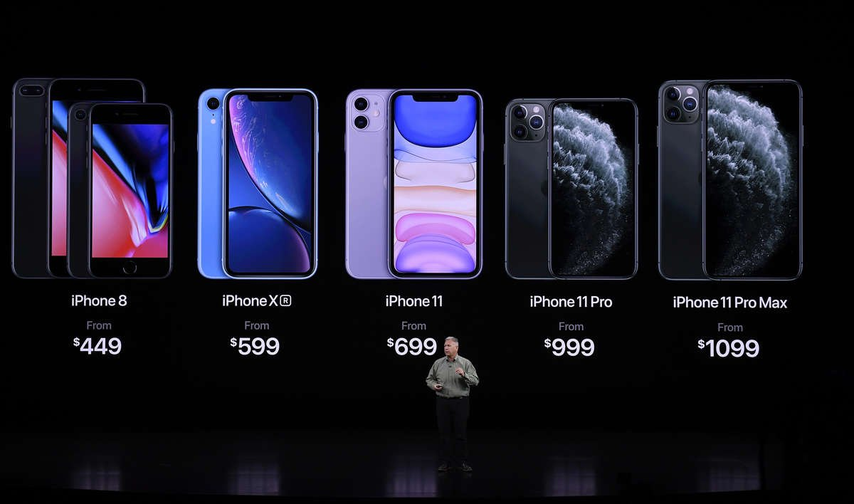 iPhone 12 announcement