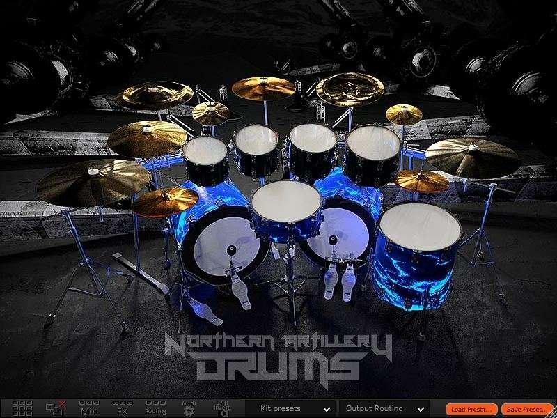 Image result for Northern Artillery drums