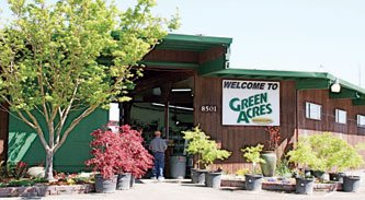 Green Acres Nursery And Supply In Sacramento