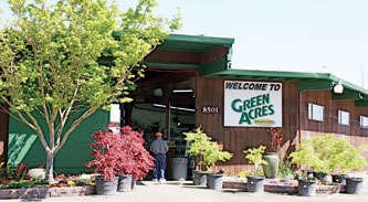 Green Acres Nursery and Supply Sacramento