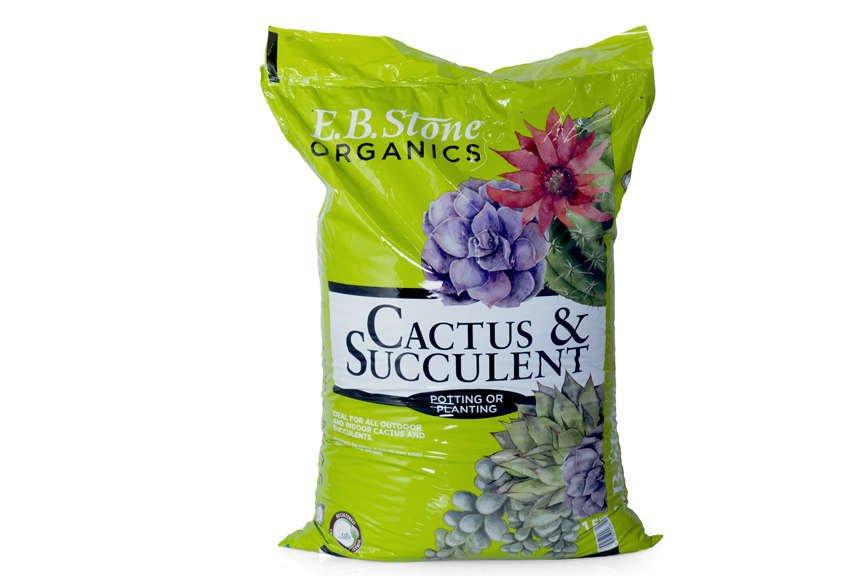 Cactus & Succulent Mix product bag