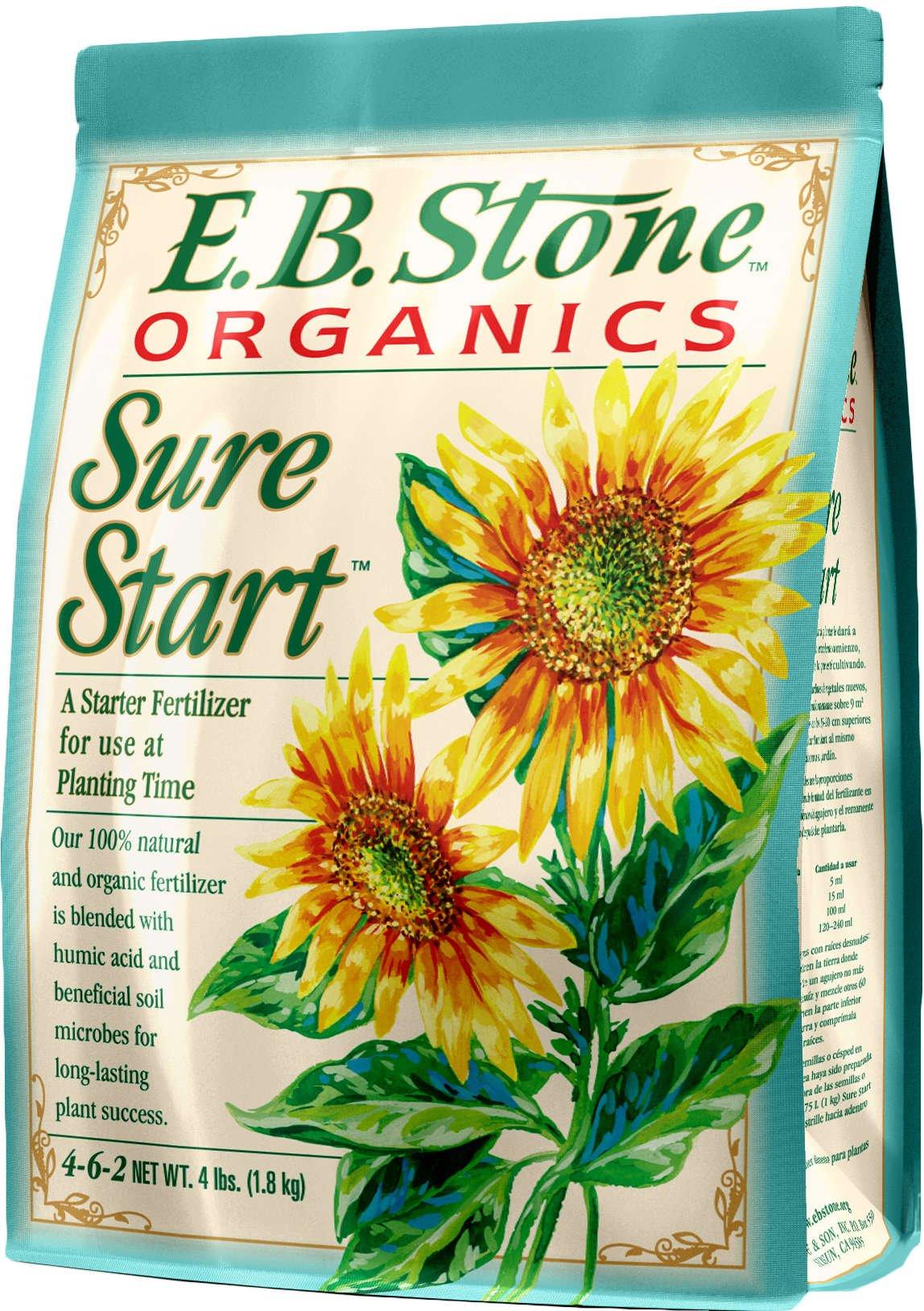 E.B. Stone Organics Sure Start